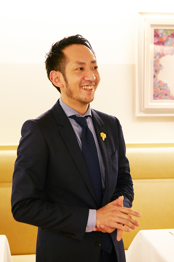Owner Sommelier 林 真史
