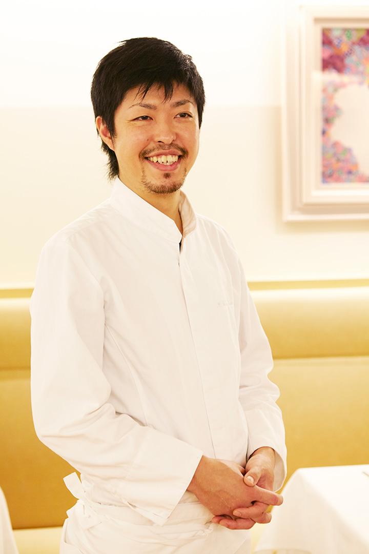 Chef 山本 英男