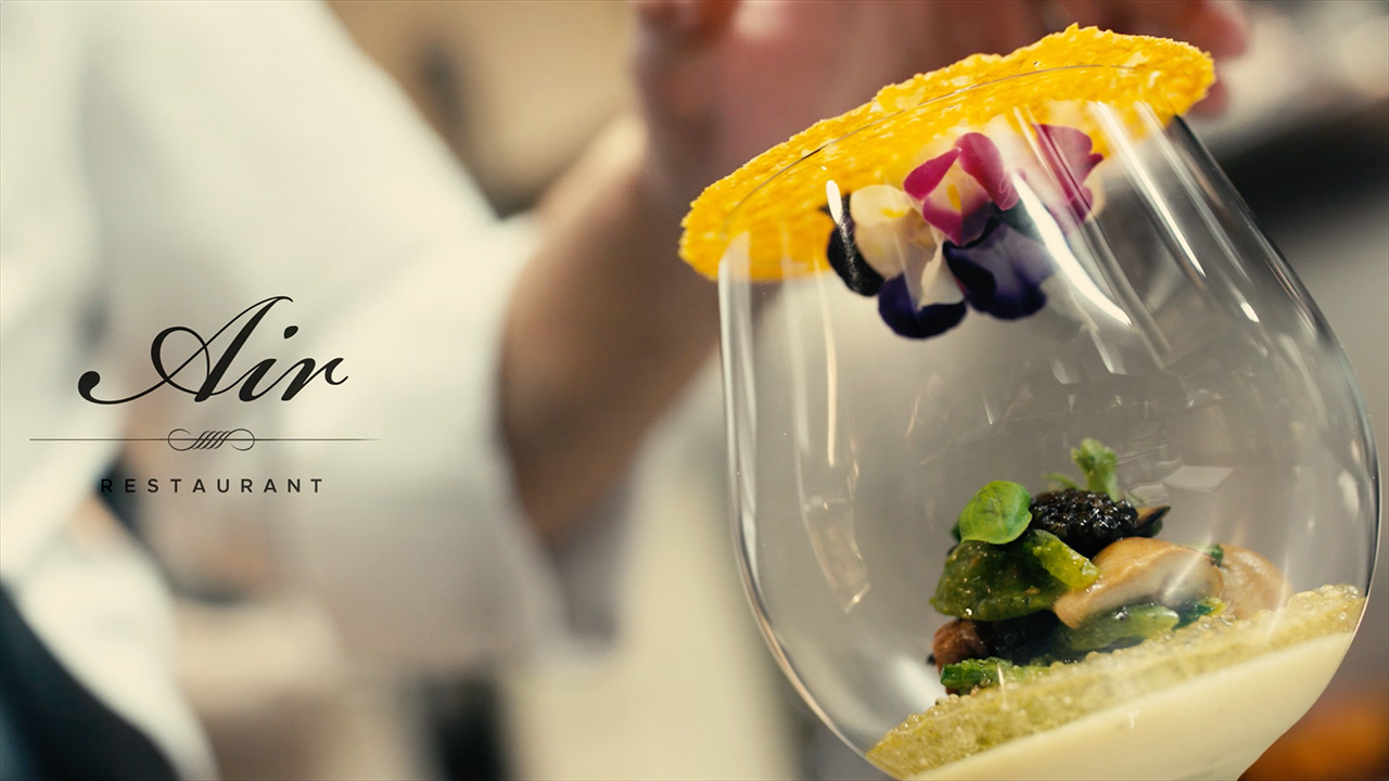 Restaurant Air MOVIE