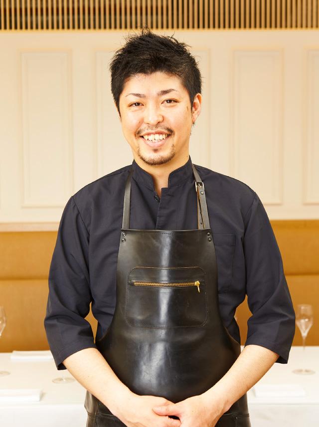 シェフ 山本英男